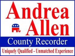 Andrea Allen for Recorder